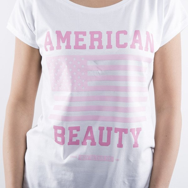 Chrum koszulka American Beauty white