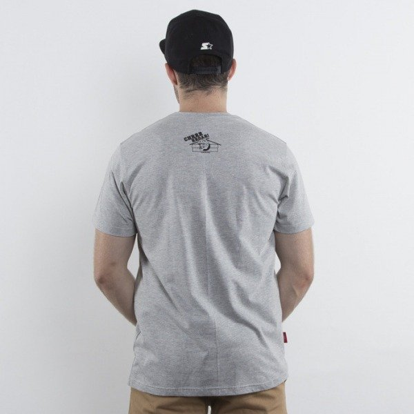 Chrum koszulka T-Reksio grey heather