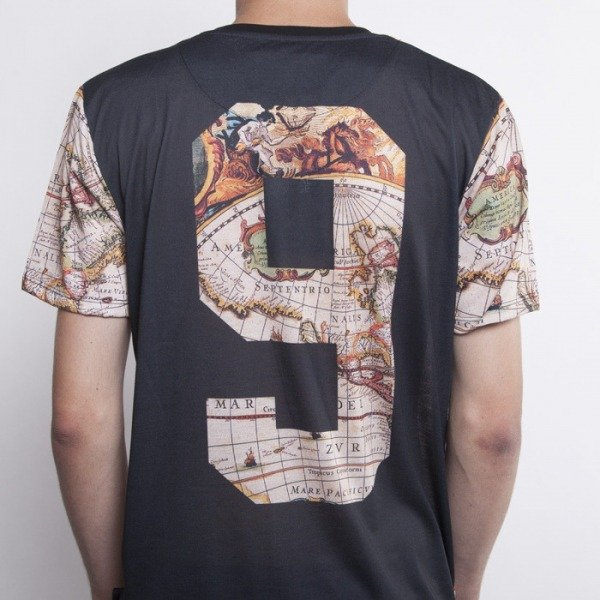 Criminal Damage t-shirt Atlas multicolor