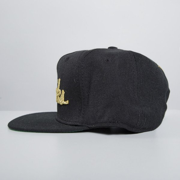 Crooks & Castles czapka snapback Team Crooks black
