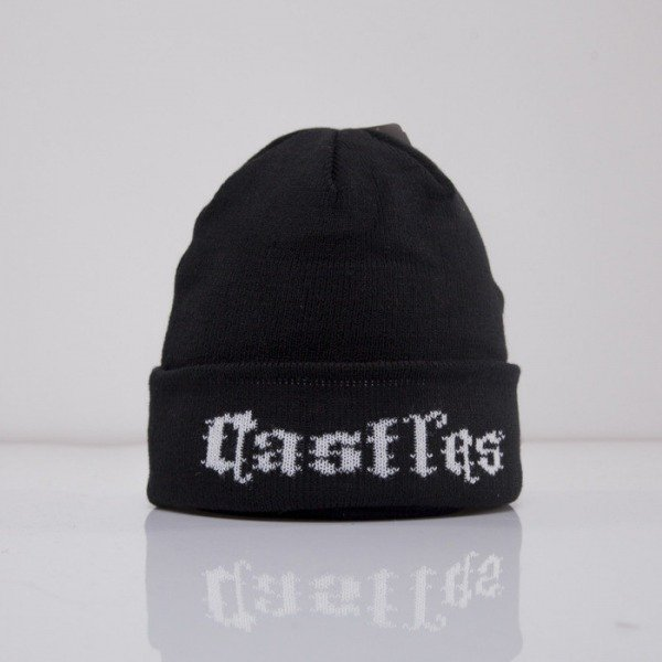 Crooks and Castle czapka zimowa Black Order black