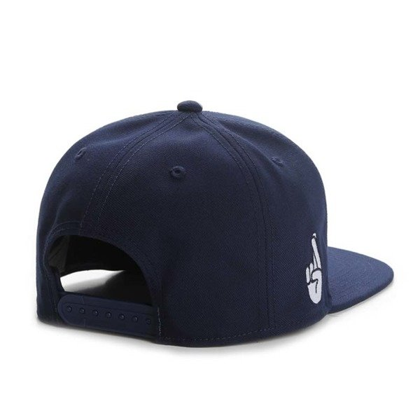 Czapka Cayler & Sons snapback WL Fingers Crossed Cap navy