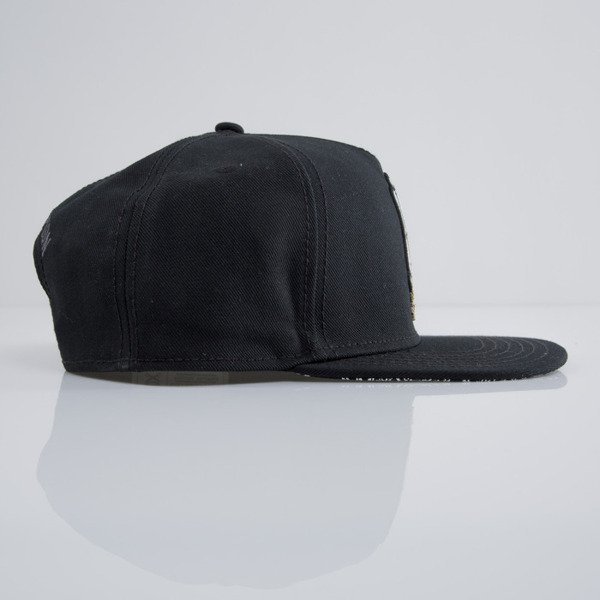 Czapka Cayler & Sons snapback WL Pray For Classic Cap black / paisley / white