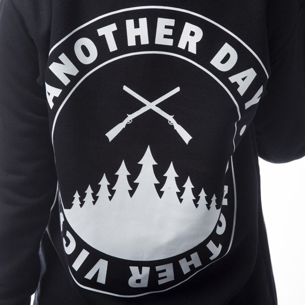 Diamante Wear bluza Another Day Hoodie black WMNS