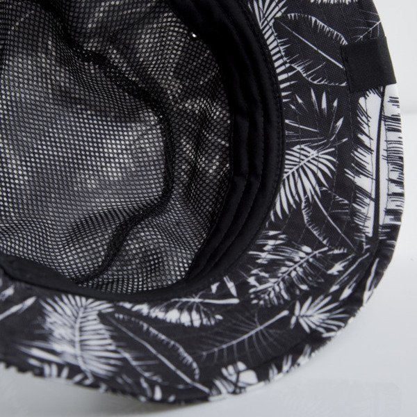 Diamante Wear kapelusz bucket hat Palms black