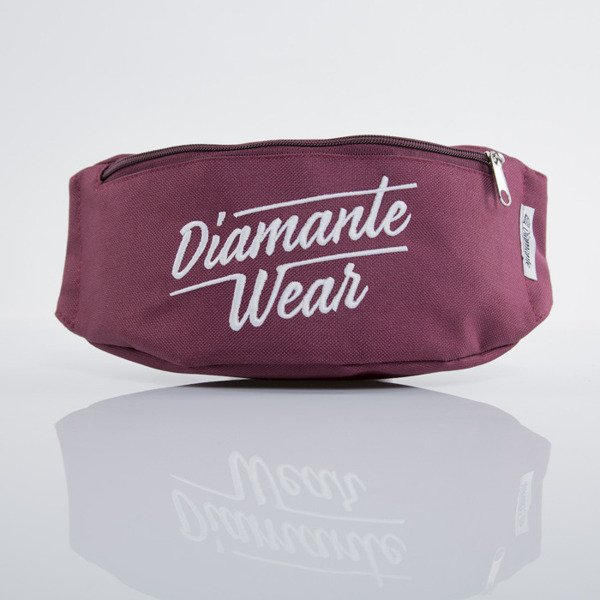 Diamante Wear  nerka Diamante Logo Big wine