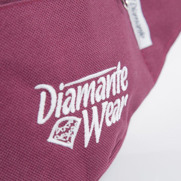 Diamante Wear  nerka Diamante Wear 2 burgundy / white
