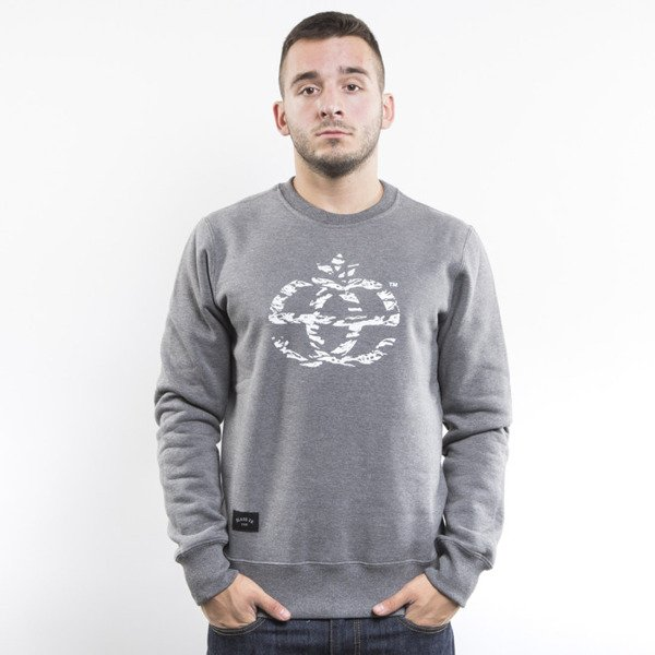 Elade bluza Crewneck Icon Decline grey