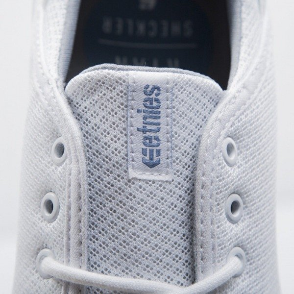 Etnies buty Scout white / grey Ryan Sheckler