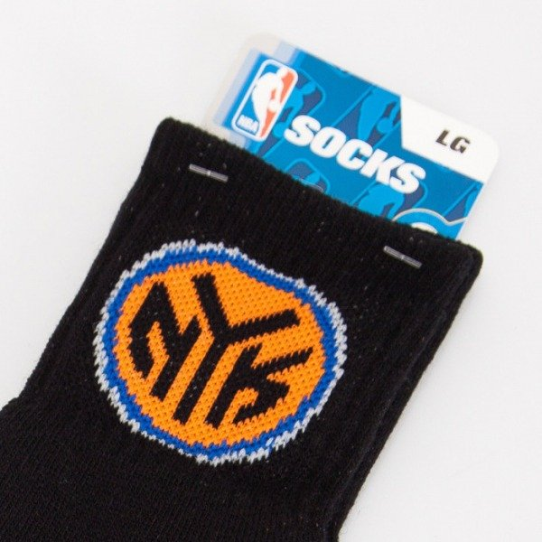FBF skarpety NBA New York Knicks A501 Team Color
