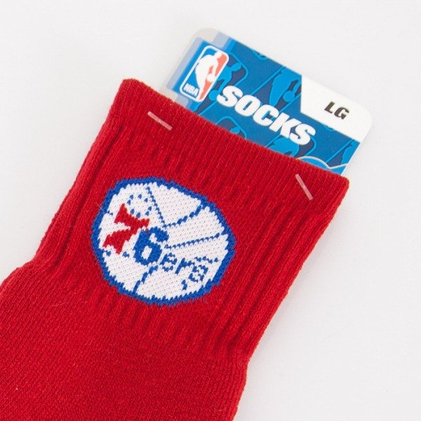 FBF skarpety NBA Philadlphia 76ers A501 Team Color