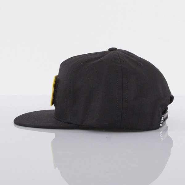 HUF czapka snapback Fuck It Tactical black