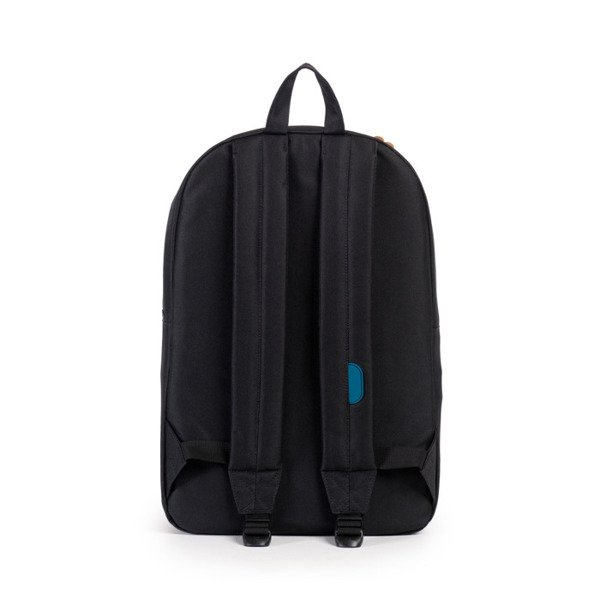 Herschel plecak Heritge black / ink blue rubber (10007-00869)