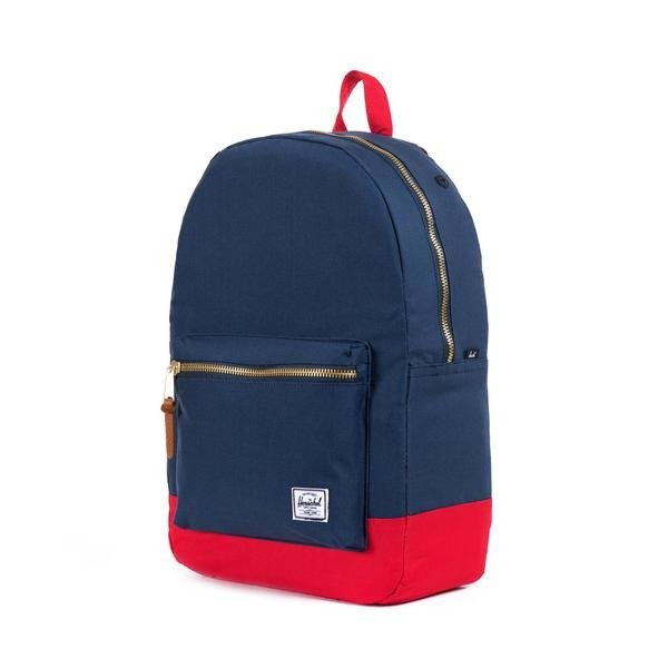 Herschel plecak backpack Settlement navy / red (10005-00018)