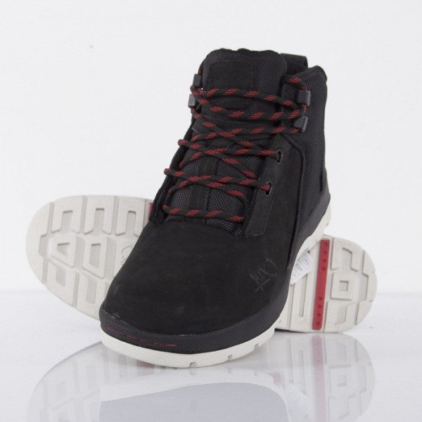 K1X buty zimowe H1ke Mk11 be black / bone / red (1000-0159/0220)