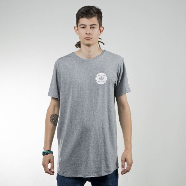 K1X koszulka t-shirt All City Long grey heather