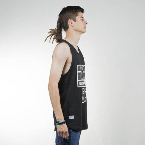 K1X koszulka tank top Barcelona Long black