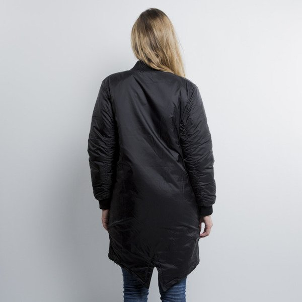 KOKA WMNS kurtka TFTR Bomber Long Jacket black