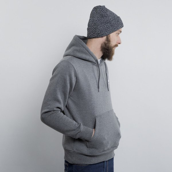 KOKA bluza Broken Dreams hoody heather grey
