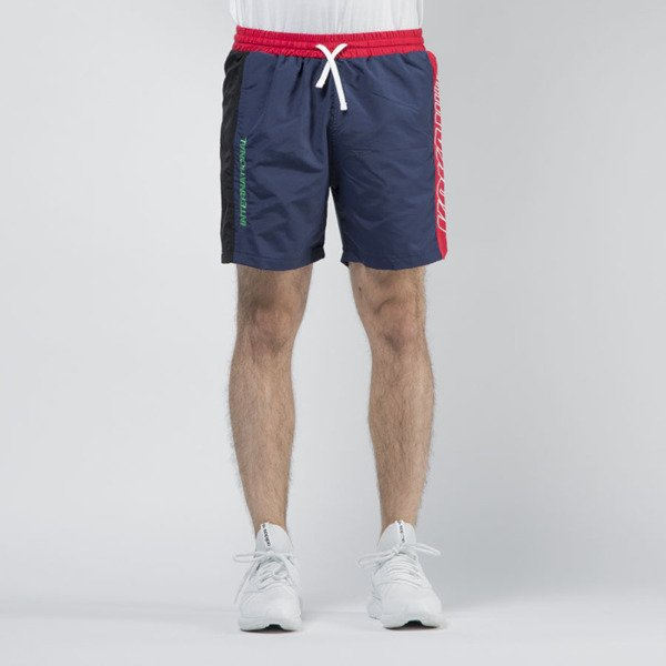 KOKA szorty INTERNATIONAL Shorts navy