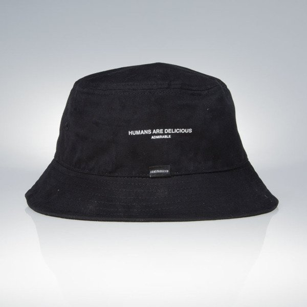 Kapelusz Admirable Big A Bucket Hat black