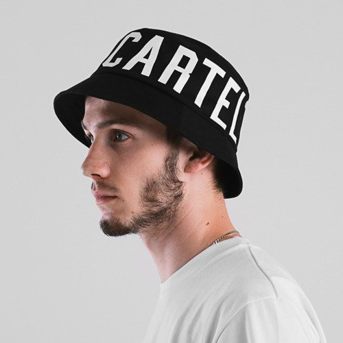 Kapelusz Backyard Cartel Bucket Hat Coach black