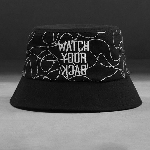Kapelusz Backyard Cartel Bucket Hat Watch