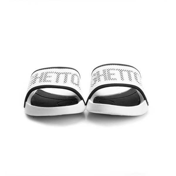 Klapki Cayler&Sons Ghetto white / black
