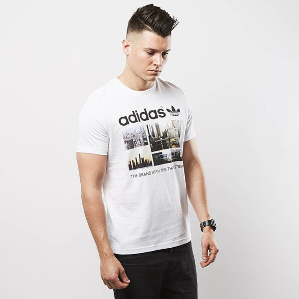 Koszulka Adidas Originals Photo 1 Tee white BS3258