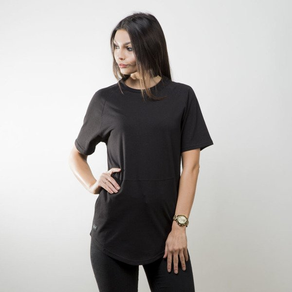 Koszulka Admirable Simply T-shirt black WMNS