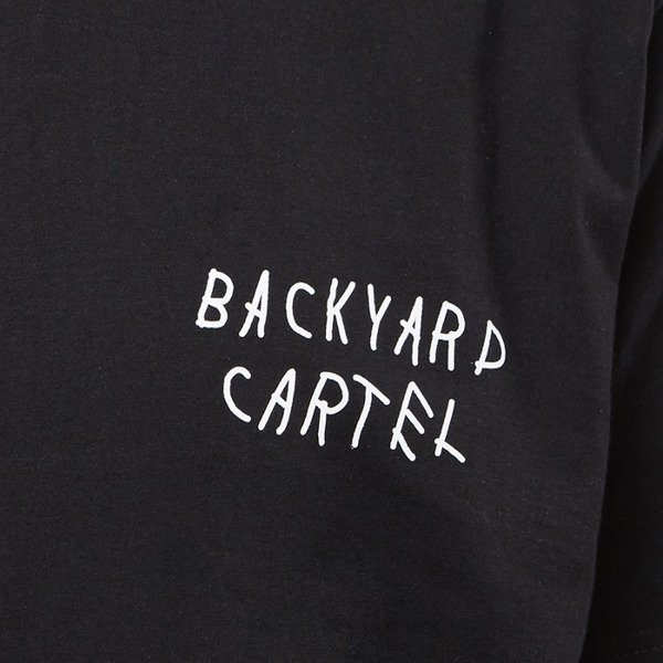 Koszulka Backyard Cartel T-Shirt Line black SS2017