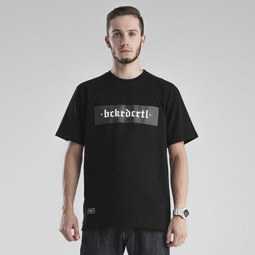 Koszulka Backyard Cartel T-shirt Box black