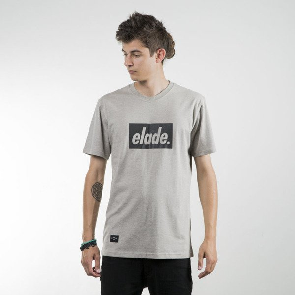Koszulka Elade T-shirt Box light grey
