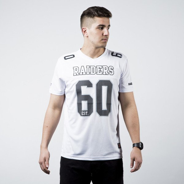 Koszulka Majestic Athletic Abris Polyester Jersey Oakland Raiders white (MOR1446WB)