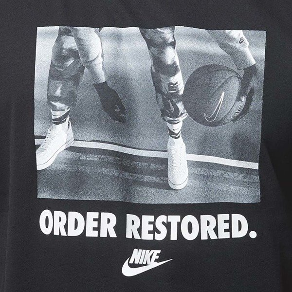 Koszulka Nike NSW Order Restored T-shirt black 873173-010