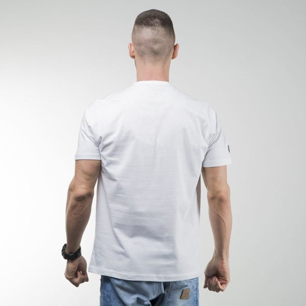 Koszulka Prosto Klasyk T-shirt Colourline white