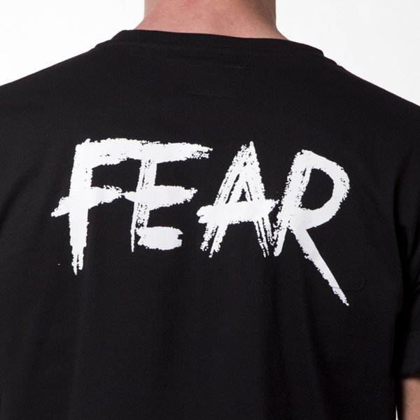 Koszulka We Peace It T-shirt Fear black