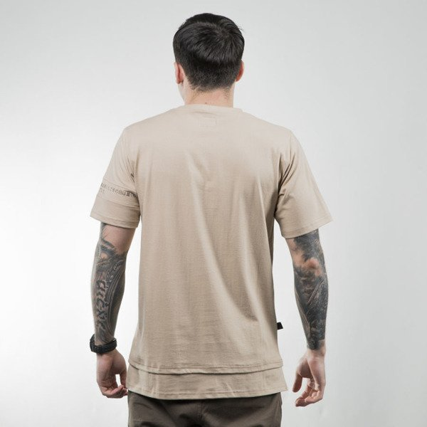 Koszulka We Peace It T-shirt Japan beige