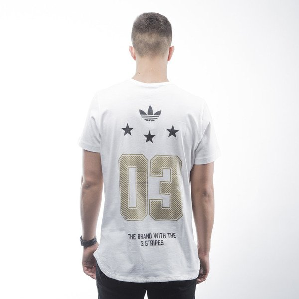 Koszulka t-shirt Adidas Originals 03 Star Tee white (AJ7167)