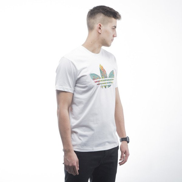 Koszulka t-shirt Adidas Originals Jungle Tee white (AJ7121)