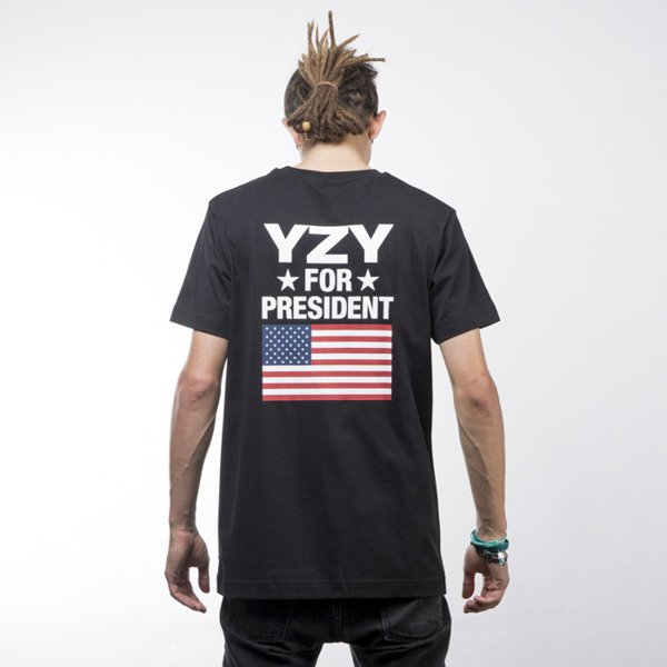 Kreem koszulka t-shirt YZY black / multicolor 9161-2504/0900