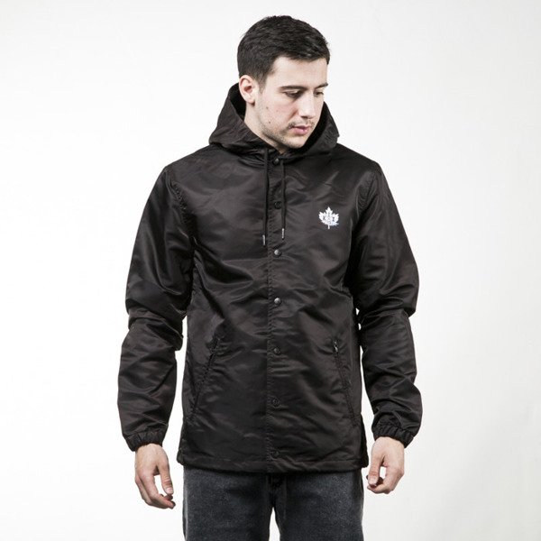 Kurtka K1X Glitch Coach Jacket black 1161-1100/0002