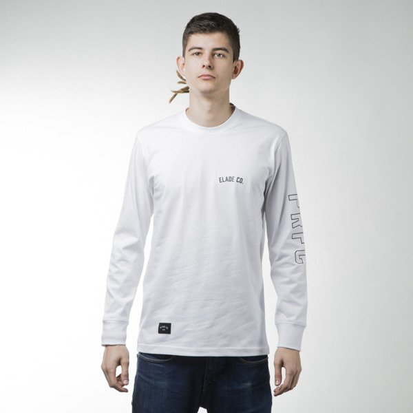 Longsleeve Elade Longsleeve Our Theory white