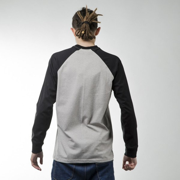 Longsleeve Elade Longsleeve PRFC light grey / black