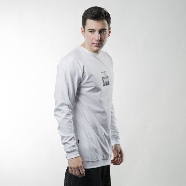 Longsleeve We Peace It Long Sleeve Action white