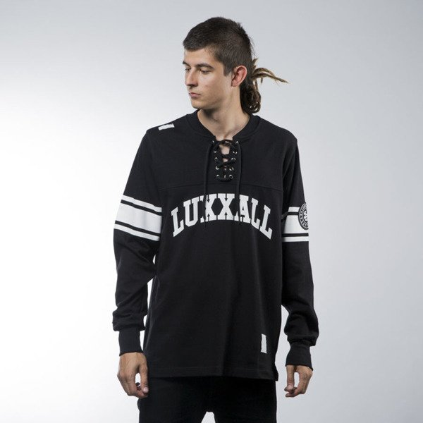 Luxx All koszulka longsleeve Hockey black
