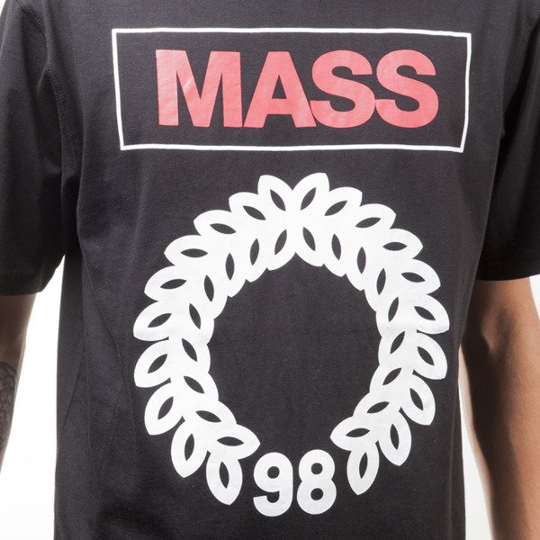 Mass Denim BLAKK koszulka t-shirt Conversion Long black