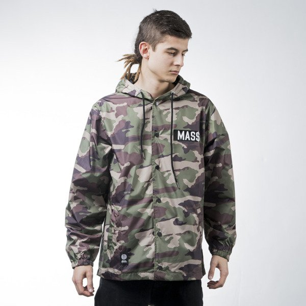 Mass Denim jacket kurtka Battle camo