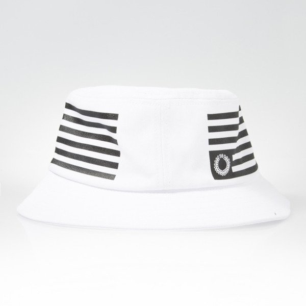 Mass Denim kapelusz bucket hat Empire whiteBLAKK