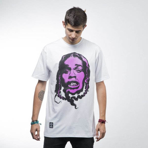 Mass Denim koszulka t-shirt Harlem Legend white